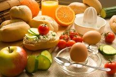 śniadaniowy zdrowy Zdjęcie Royalty Free