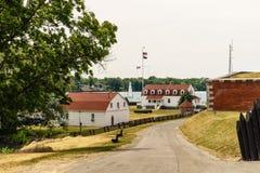 niagara οχυρών παλαιό Στοκ εικόνα με δικαίωμα ελεύθερης χρήσης