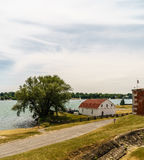 niagara οχυρών παλαιό Στοκ Εικόνα