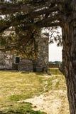 niagara οχυρών παλαιό στοκ φωτογραφίες με δικαίωμα ελεύθερης χρήσης