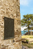 niagara οχυρών παλαιό Στοκ Φωτογραφίες