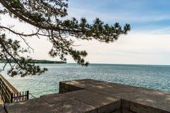 niagara οχυρών παλαιό Στοκ Εικόνες