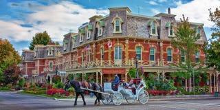 Niagara--ο-λίμνη Στοκ φωτογραφίες με δικαίωμα ελεύθερης χρήσης
