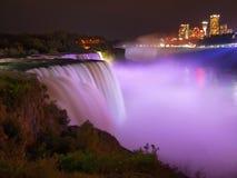 Niagara Fotografie Stock Libere da Diritti
