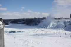 Niagara (American Falls, Gorge, Bridge) Royalty Free Stock Photos