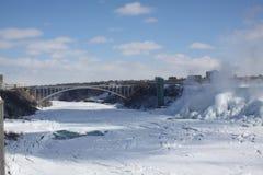 Niagara (American Falls, Gorge, Bridge) Stock Photography