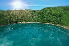 Niagara bełkowisko na słonecznym dniu zdjęcia royalty free