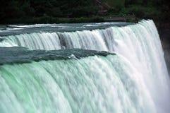 Niagara - caídas del americano Imagen de archivo libre de regalías