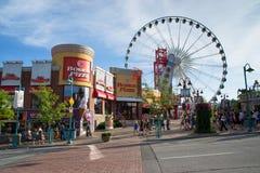 Niagara city Royalty Free Stock Photography