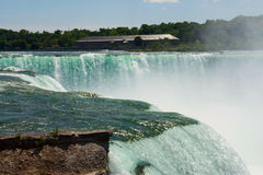 Niagara fall Royalty Free Stock Photo