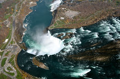 Niagara-Fall lizenzfreie stockfotos