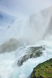 Niagara fall mist Stock Image