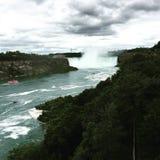 Niagara fall stock photos