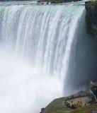 Niagara Falls. A view of the waterfall at Niagara Falls Stock Images