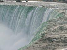 Niagara Falls. View of the Niagara waterfall in USA Royalty Free Stock Photography