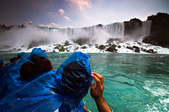 Niagara Falls Images libres de droits