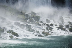 Niagara Falls. Royalty Free Stock Photo