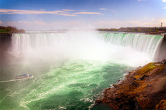 Niagara Falls Royalty Free Stock Photo
