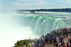 Niagara Falls Arkivfoton