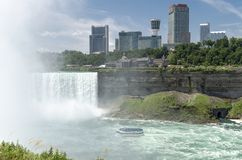 Free Niagara Falls Stock Photo - 32415090