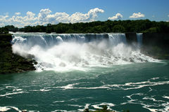 Niagara Falls. Royalty-vrije Stock Foto's