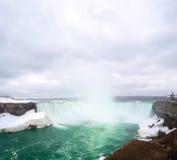 Niagara Falls royaltyfria foton