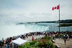 Niagara Falls Fotografia Stock Libera da Diritti