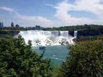 Niagara Falls Foto de Stock Royalty Free