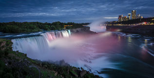 Niagara Falls Immagine Stock Libera da Diritti