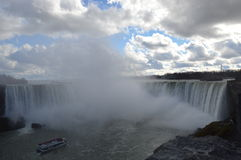 Niagara Falls Royalty-vrije Stock Fotografie
