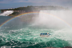 Niagara Falls Stockfotos