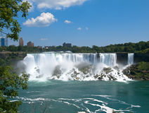 Niagara falls afternoon Stock Image