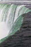 Niagara Falls al giorno Fotografie Stock