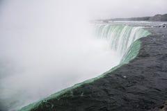 Niagara Falls al giorno Immagini Stock Libere da Diritti