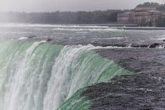 Niagara Falls al giorno Immagine Stock Libera da Diritti