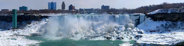 Niagara Falls - American Royalty Free Stock Photos