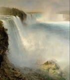 Niagara Falls americano Imagens de Stock
