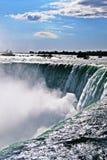 Niagara Falls, automnes de fer à cheval Image libre de droits