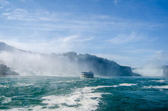 The Niagara Falls Stock Images
