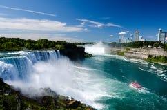 The Niagara Falls Stock Photo