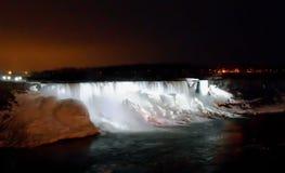 Niagara Falls buffel Royaltyfri Foto