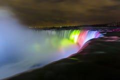Niagara Falls cênico, Ontário, Canadá Imagens de Stock