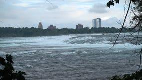 Niagara Falls - a cachoeira a maior em America do Norte filme
