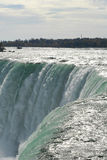 Niagara Falls - cadute del ferro di cavallo Fotografie Stock