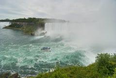 Niagara Falls, Canadá foto de stock royalty free