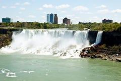 Niagara Falls, Canadá foto de archivo