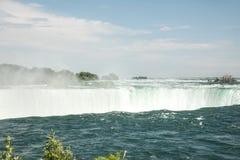 Niagara Falls Canada Fotografia Stock Libera da Diritti