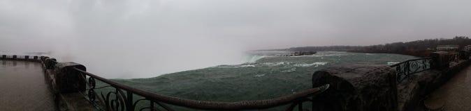 Niagara Falls Canada stock afbeelding