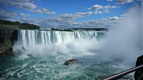 Niagara Falls Canada stock photo