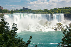 Niagara Falls in Canada Stock Photography